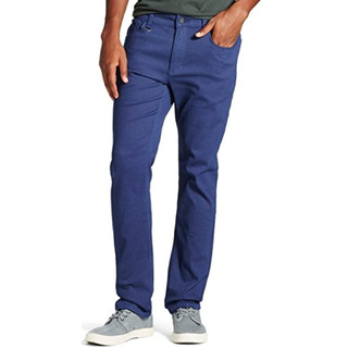 Modern Threads By Well Versed Men S 5 Pocket Twill Pants