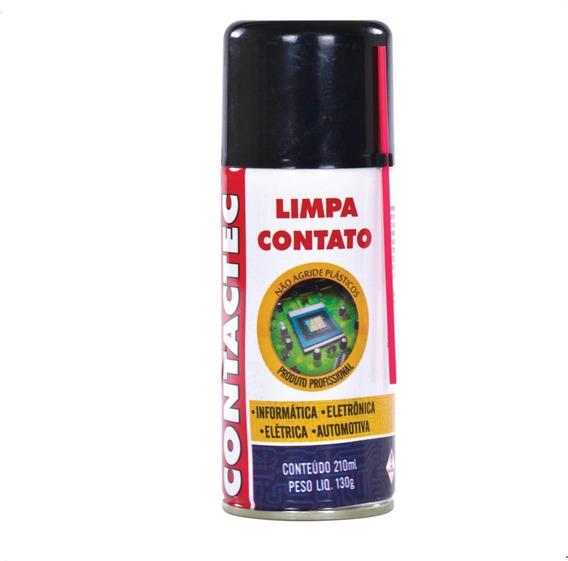 Limpa Contato Contactec 130g/210ml Implastec