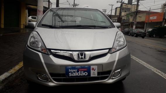Honda Fit 2014 Ex Automatico - Esquina Automoveis