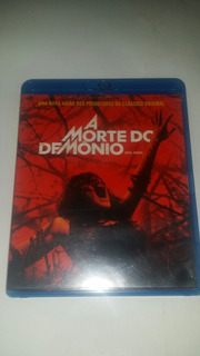 Blu-ray A Morte Do Demônio
