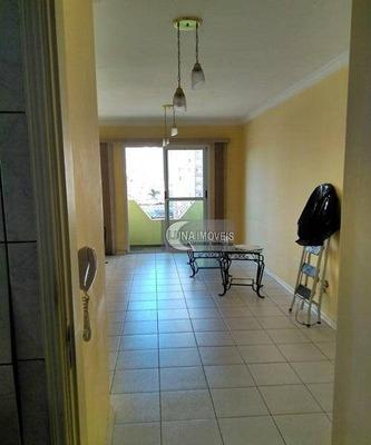 Apartamento- Parque Erasmo Assunção - Santo André/sp - Ap2211