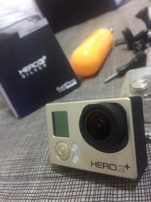 Go Pro Hero 3+ Semi Nova (usada 3x)
