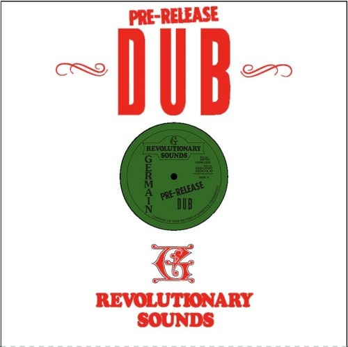 Lp Germain Pre-release Dub