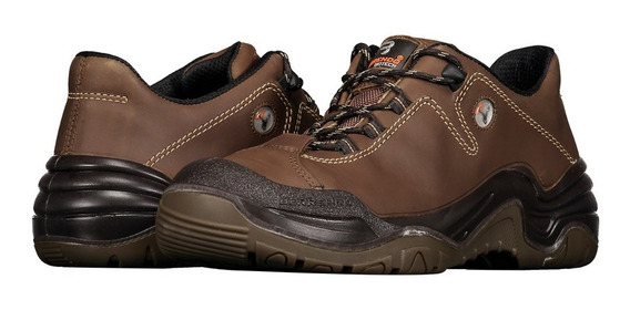 Zapato De Seguridad Dieléctrico Berrendo 3001 Sierra Unisex