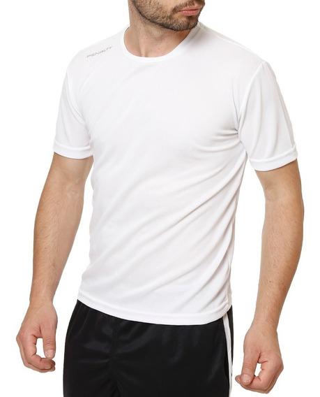 Camiseta Esportiva Masculina Penalty Branco