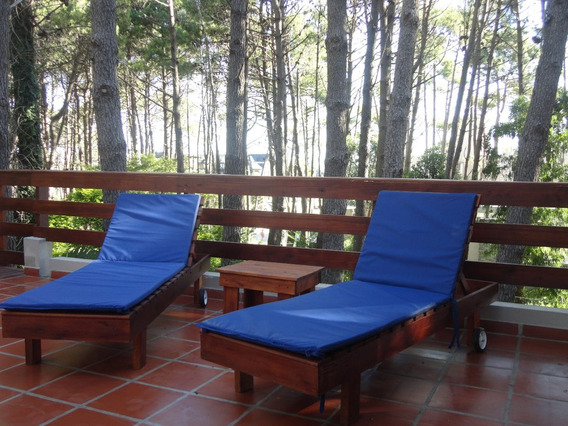 Primavera & Verano. En El Bosque A 200m Del Mar.