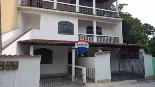 Sobrado Com 4 Dormitórios À Venda, 160 M² Por R$ 360.000,01 - Campo Grande - Rio De Janeiro/rj - So0005