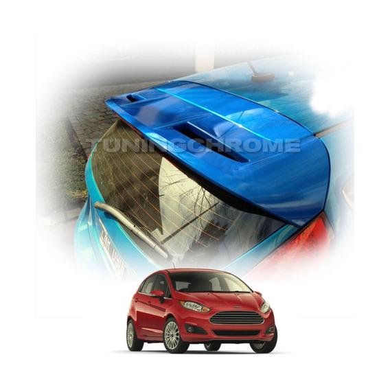 Fiesta Kinetic / Aleron Spoiler Importado Tuningchrome
