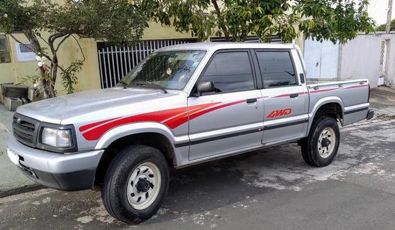 Caminhonete Mazda B2500 Cabine Dupla Diesel 4x4 1998/99