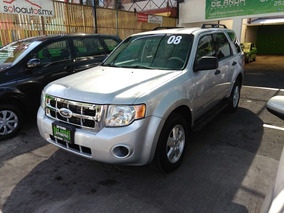 Ford Escape 2.0 Xls Piel L4 At