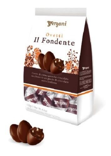 Mini Huevos De Pascua Chocolate Il Fondente X17 Unidades