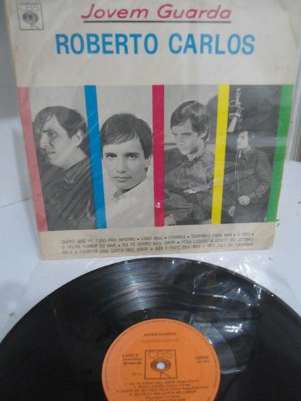 Lp Disco Jovem Guarda (álbum De Roberto Carlos)