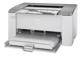 Impressora Hp Pro Laserjet M102w Wireless Tonner Wi-fi Nova