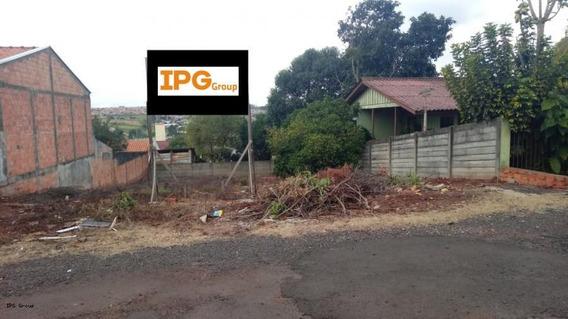 Terreno Para Venda Em Ponta Grossa, Uvaranas - Hm002_1-1332166
