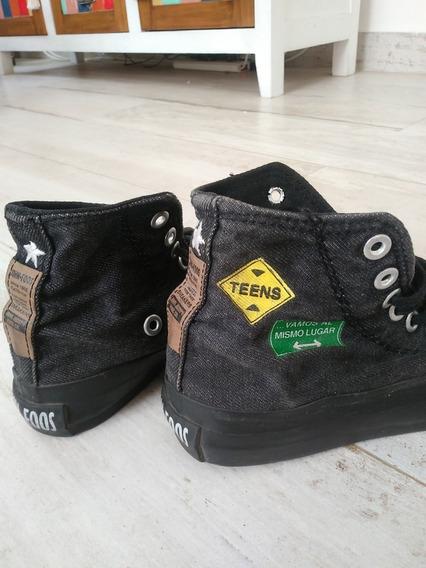 Zapatillas Negras John Foos
