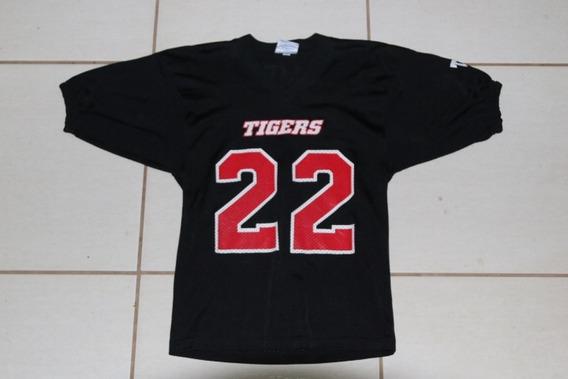 Futebol Americano Tcyfl Camisa Nfl Camiseta Tigers