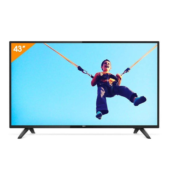 Smart Tv Led 43 Philips 43pfg5813, Full Hd, Hdmi,usb, Wi-fi