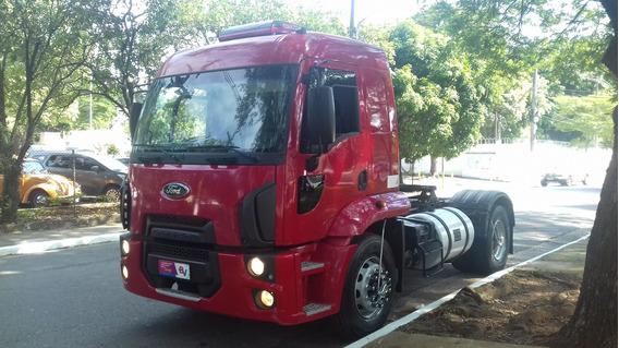 Ford Cargo 1932 Cabine Leito 2012 Com 365 Mil Km Único Dono