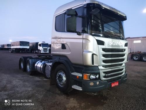 Scania R440 6x4 Automático