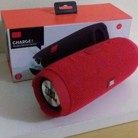 Caixinha Jbl Charge 2+ Portátil Bluetooth Usb Sd Qualidade