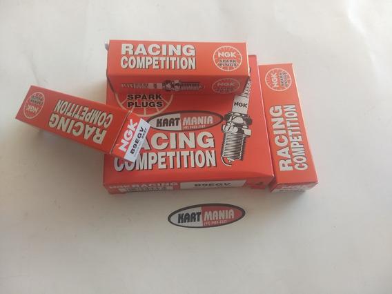 2 Velas Para Kart Competiçao B8egv/b9egv Ou B10egv