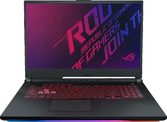 Gamer Notebook Asus Rog Strix I7-9750h 16gb 1tb Ssd Gtx1650