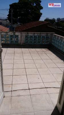 Casa Residencial À Venda, Jardim Santo Ignácio, São Bernardo Do Campo. - Ca0305