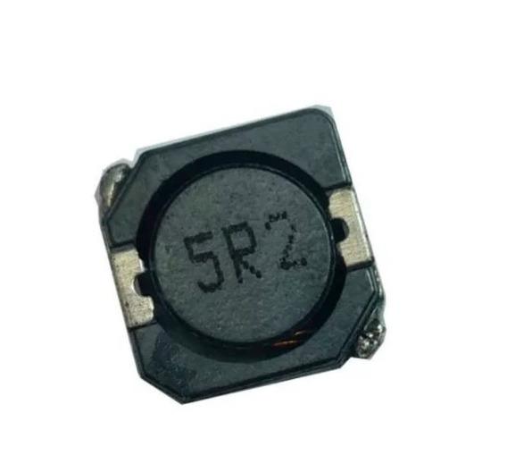 Indutor Smd 5r2 10x10x4mm Novo Rolo Bonina R2 5 Peças