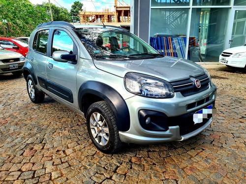 Nuevo Fiat Uno Way 1.3 5ptas. 2018 39.000km T/usado Fcio.