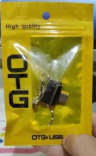 Micro Adaptador Otg Tipo C (chaveiro)