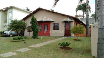 Casa Térrea Com Piscina À Venda, Condomínio Paysage Serein, Estuda Permuta Até 300 Mil Em Apto Em Sp. - Ca9640