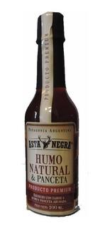 Humo Liquido Y Panceta Asta Negra-aderezo-patagonia Arg