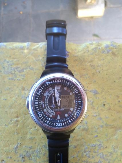 Relógio Citizen Lua Cheia.