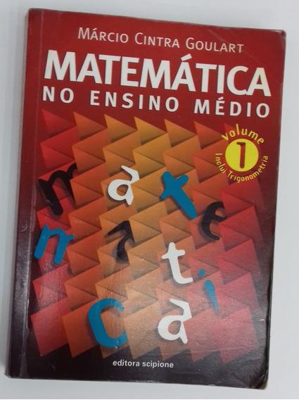 Matemática No Ensino Médio (frete Grátis)