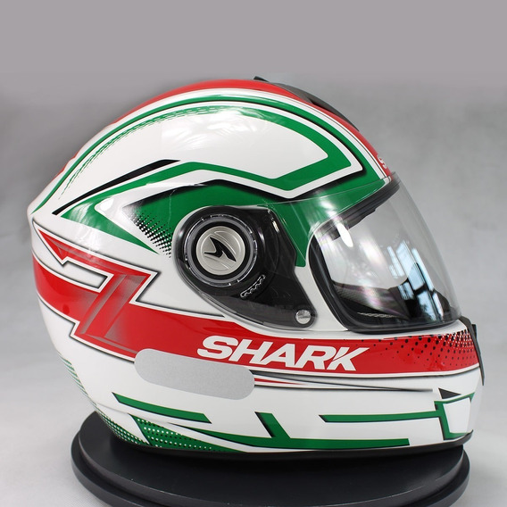 Capacete Shark Rsi S2 Splinter Wgr White