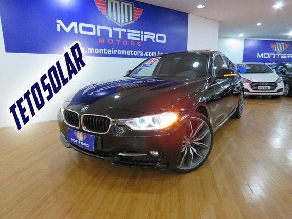 Bmw 320i 2.0 Sport Gp Tb Active Flex Aut Top C/ Teto Solar