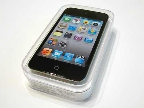 Apple iPod Touch 2th 32gb Preto Bem Conservado Com Caixa
