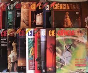 Coleção Revista Ciência Hoje Nª 01 Ao 125 - Leia O Anúncio