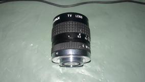 Lente Pentax Tv Lens 6mm 1:1.2 Alta Resolução (2220)