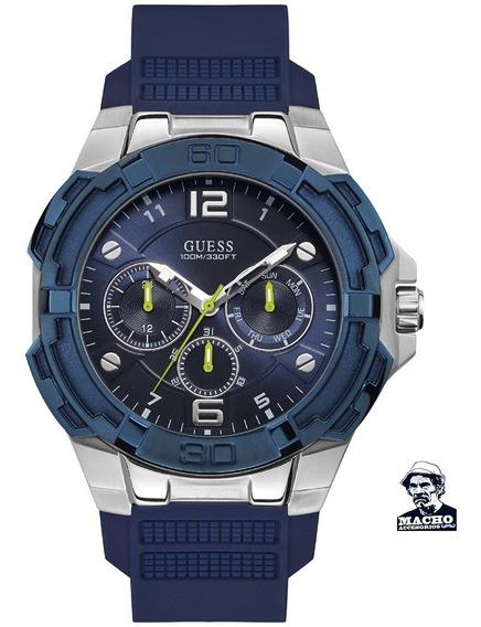 Reloj Guess Genesis W1254g1 En Stock Original Con Garantia