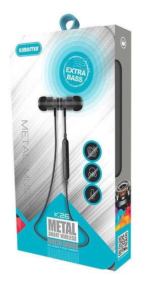 Fone De Ouvido Bluetooth K26 Kimaster