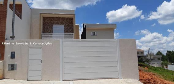 Casa Para Venda Em Cajamar, Ipês (polvilho), 2 Suítes, 1 Banheiro, 1 Vaga - 0127_2-914514