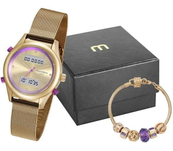 Relógio Mondaine Feminino 99120lpmvde6k1