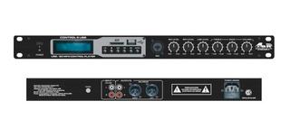 Consola Reproductor Gbr Control 5 Usb Mp3 Mixer Mic Sd