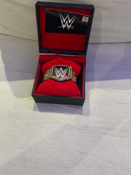 Wwe Championship Title Collector