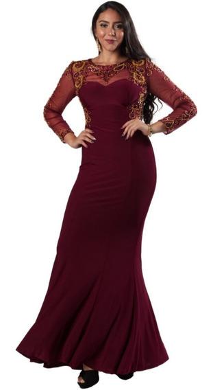Vestido De Fiesta, Elegante.lh30
