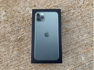 Celular Apple iPhone 11 Pro Max 4gb Ram 512gb Nuevo Sellado