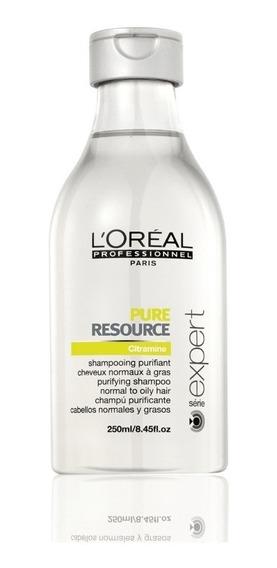 Loreal Shampoo X 250ml (pure Resourse)