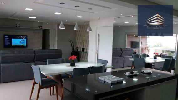 Apartamento Alta Padrão, Condomínio Conect Life, 163m², 3 Suítes, 3 Vagas, Aceita Permuta. - Ap0868