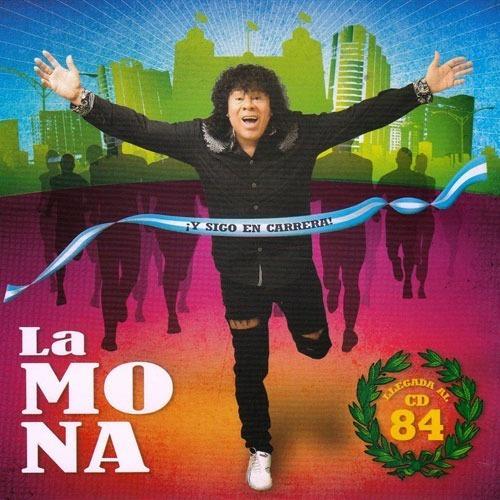 Cd La Mona Jimenez Y Sigo En Carrera En Stock Musicanoba